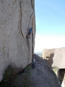 Rock Climbing Photo: Nice Shade!