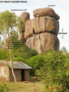 Rock Climbing Photo: Entrance