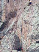 Rock Climbing Photo: Kiddy Pool.