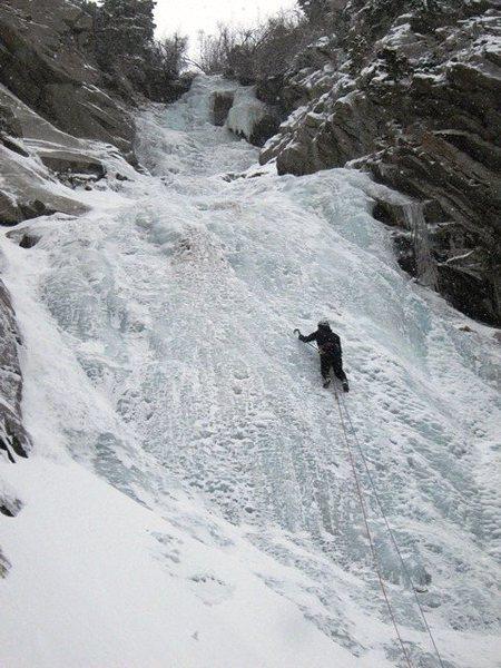 Rock Climbing Photo: GWI 22 December 2013
