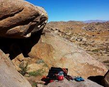 Rock Climbing Photo: Mad Rockin.