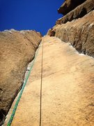 "Rock Climbing Photo: looking up the awesome stem box of ""stems and..."