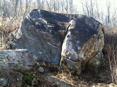 Rock Climbing Photo: The Innuendo Boulder