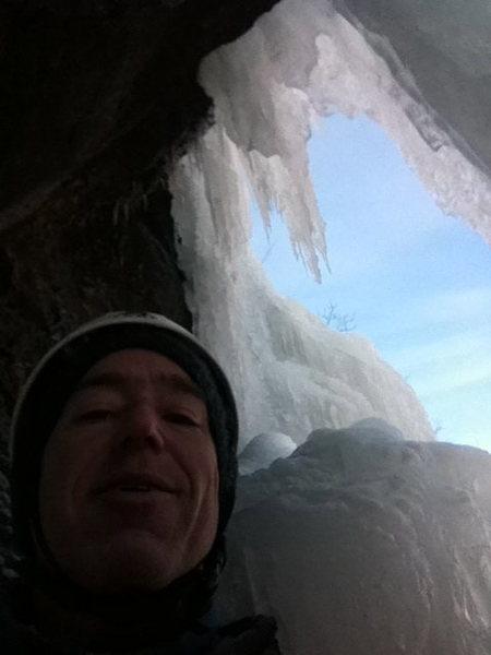 Rock Climbing Photo: New Hampshire - last year