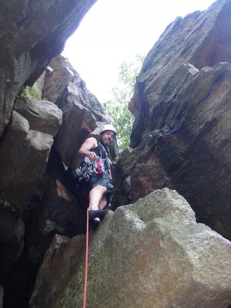 Rock Climbing Photo: Schwangunks, New York