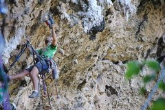 Rock Climbing Photo: Bolting