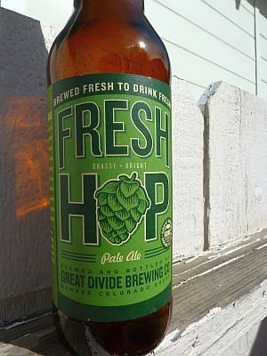 Great Divide Fresh Hop Pale Ale