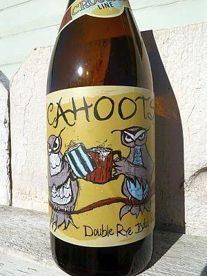 Uinta Brewing Cahoots