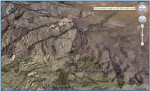 Rock Climbing Photo: Thumbnail image of map