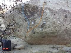 Rock Climbing Photo: Its a mystery