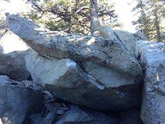 Rock Climbing Photo: Pit Boss Boulder