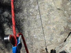 Rock Climbing Photo: 10mm tendon smart gri gri 1