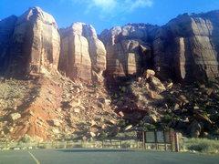 Rock Climbing Photo: perfection