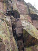 Rock Climbing Photo: The Grand Course, El Dorado Canyon