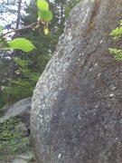 Rock Climbing Photo: Beach Arete