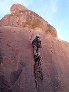 Rock Climbing Photo: Dickfour