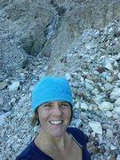 Rock Climbing Photo: Base of Laurel Mountain-2013.