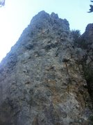 Rock Climbing Photo: Southern Formation from the base