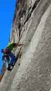 Rock Climbing Photo: cruisin