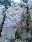 Rock Climbing Photo: Big Mama head on.