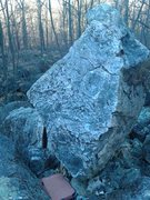 Rock Climbing Photo: Straight up from the pad. Awesome stone, awesome v...