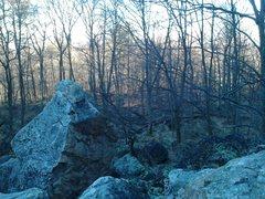 Rock Climbing Photo: Fun, peaceful and solid.