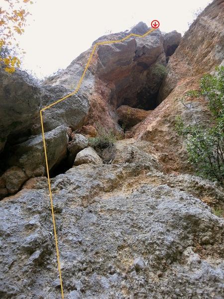 Rock Climbing Photo: Hotzenplotz