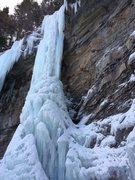 Rock Climbing Photo: Ridged Designator.