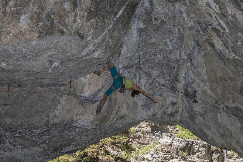Rock Climbing Photo: What a fun route!