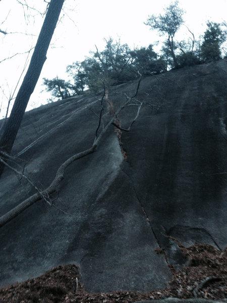 Rock Climbing Photo: Fuddy Mucker (.9+) I think...