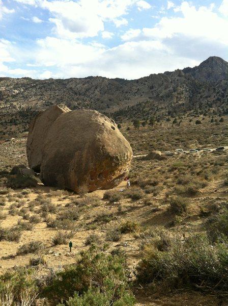 Peabody boulders