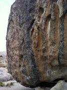 Rock Climbing Photo: beekeeper boulder-pollen grains