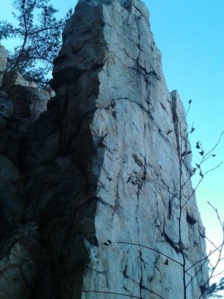 Rock Climbing Photo: Arettissima.