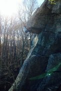 Rock Climbing Photo: Piney, Rocks State Park