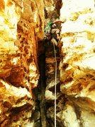 Rock Climbing Photo: Tunnel Vision Chimney