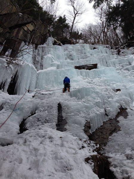 Rock Climbing Photo: 12/29/13