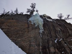 Rock Climbing Photo: Mixed Feelings on 12/28/2013. There is no longer a...