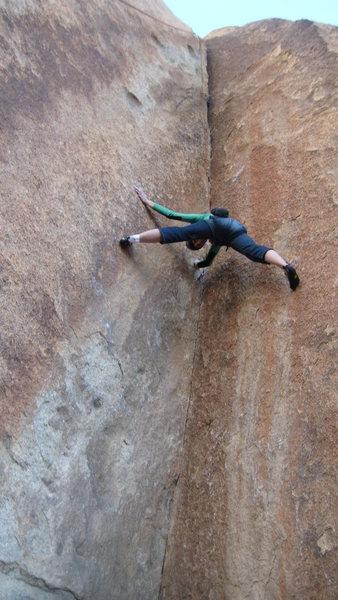 Rock Climbing Photo: TR'ing the Condor