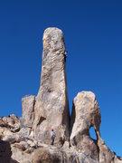 Rock Climbing Photo: The Main Vein