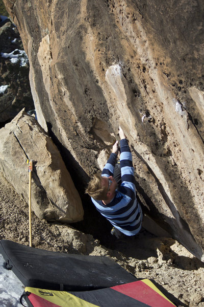 Nick on the starting Hueco of Hypodermic.