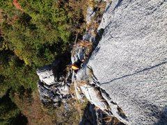 Rock Climbing Photo: 2 P.