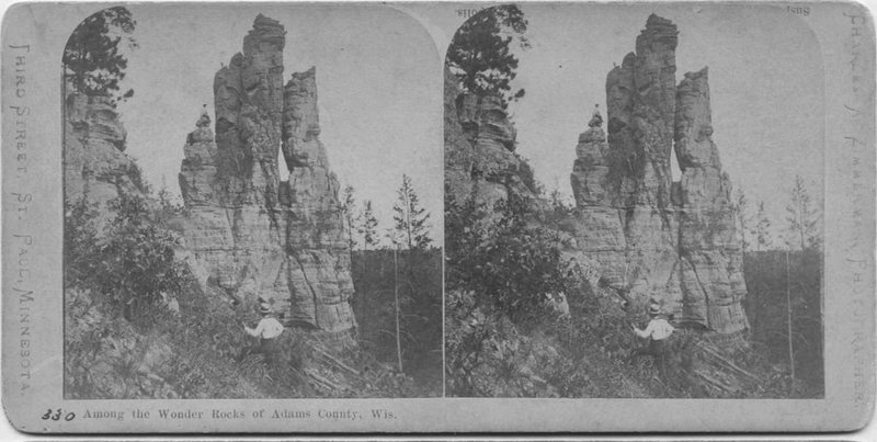 Unknown Finger Rock Location