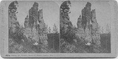 Unknown Finger Rock Location
