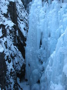 Rock Climbing Photo: Pick o' the Vic, Ouray Ice Park