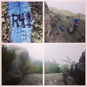 Rock Climbing Photo: Old Rag.