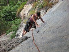 Rock Climbing Photo: Humanality, Tonsai, Thailand