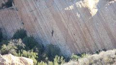 Rock Climbing Photo: Panhandle