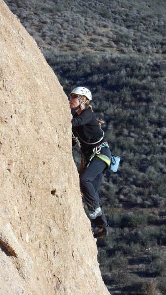 Rock Climbing Photo: Slotterhouse