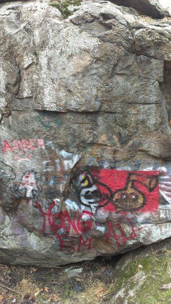 Rock Climbing Photo: Acid Drop