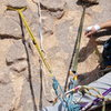 That belay that everyone talks about.